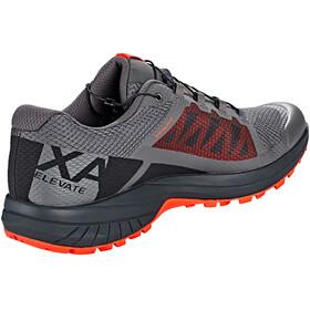 Salomon M's XA Elevate Shoes magnet/black/cherry tomato